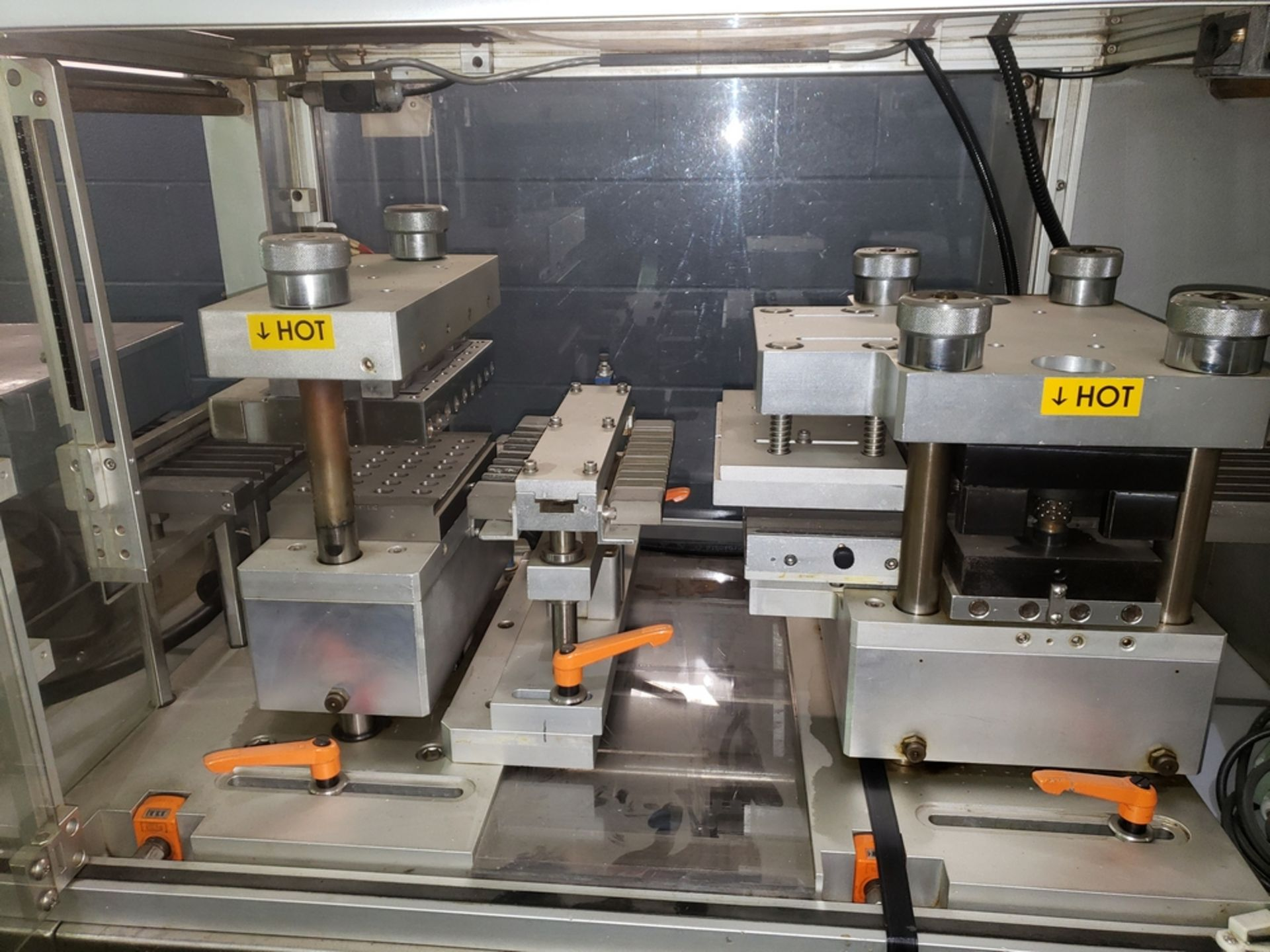 Lot 13 - Hoong-A Corp thermoforming blister filler, model Ministar-N5, rated 30-60 strokes/minute, 200 mm