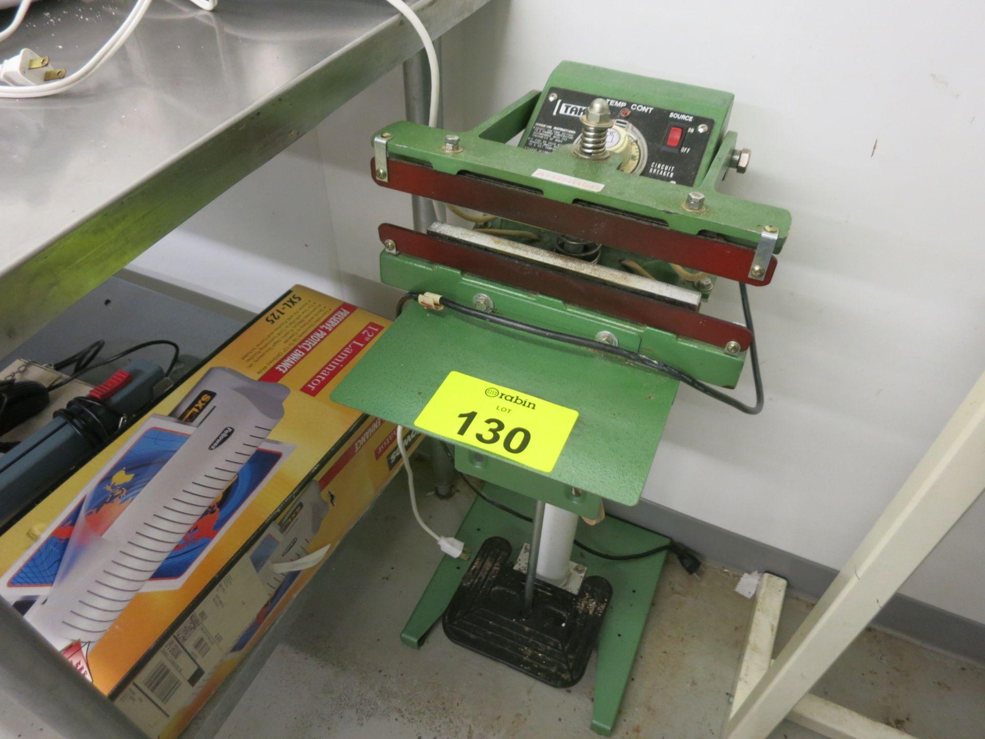 Lot 130 - Bar Sealer