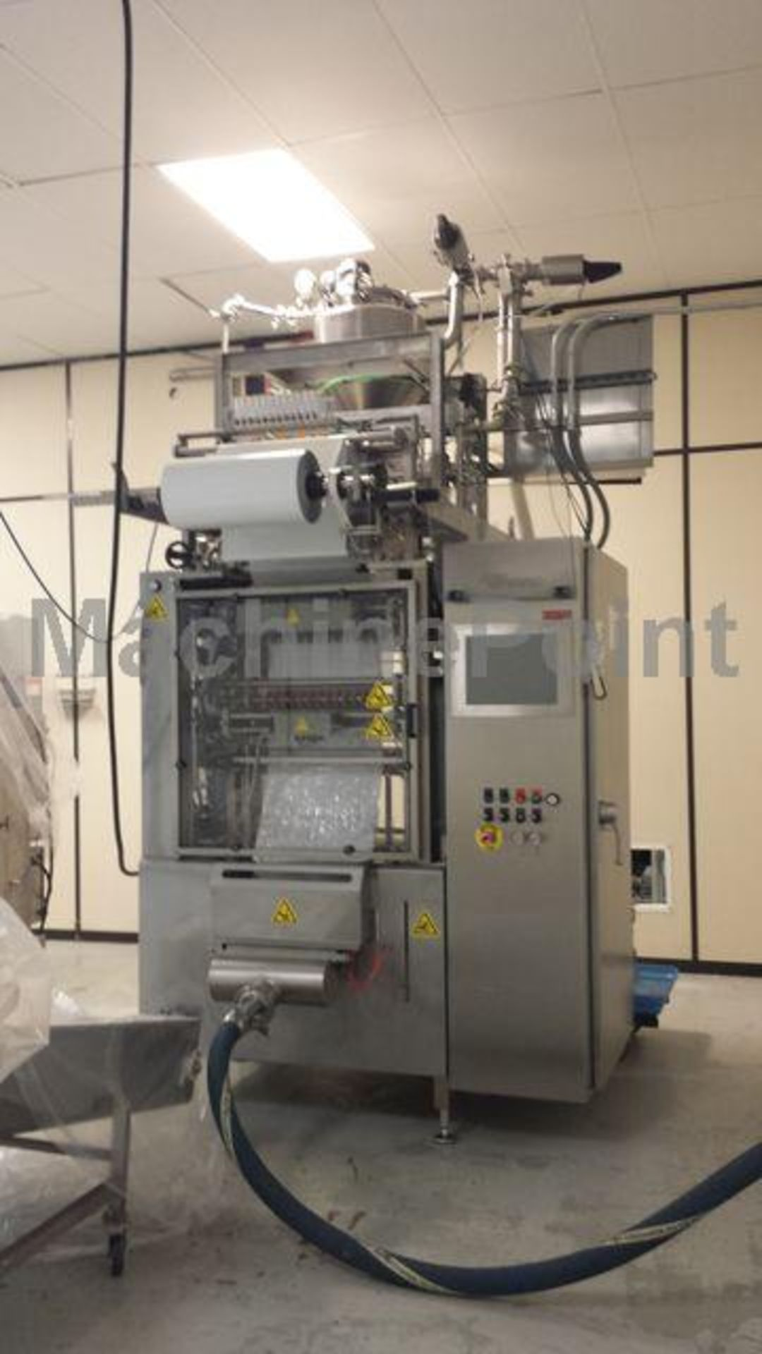 Lot 101 - Vertical Form Fill & Seal Servo Pouch Filler