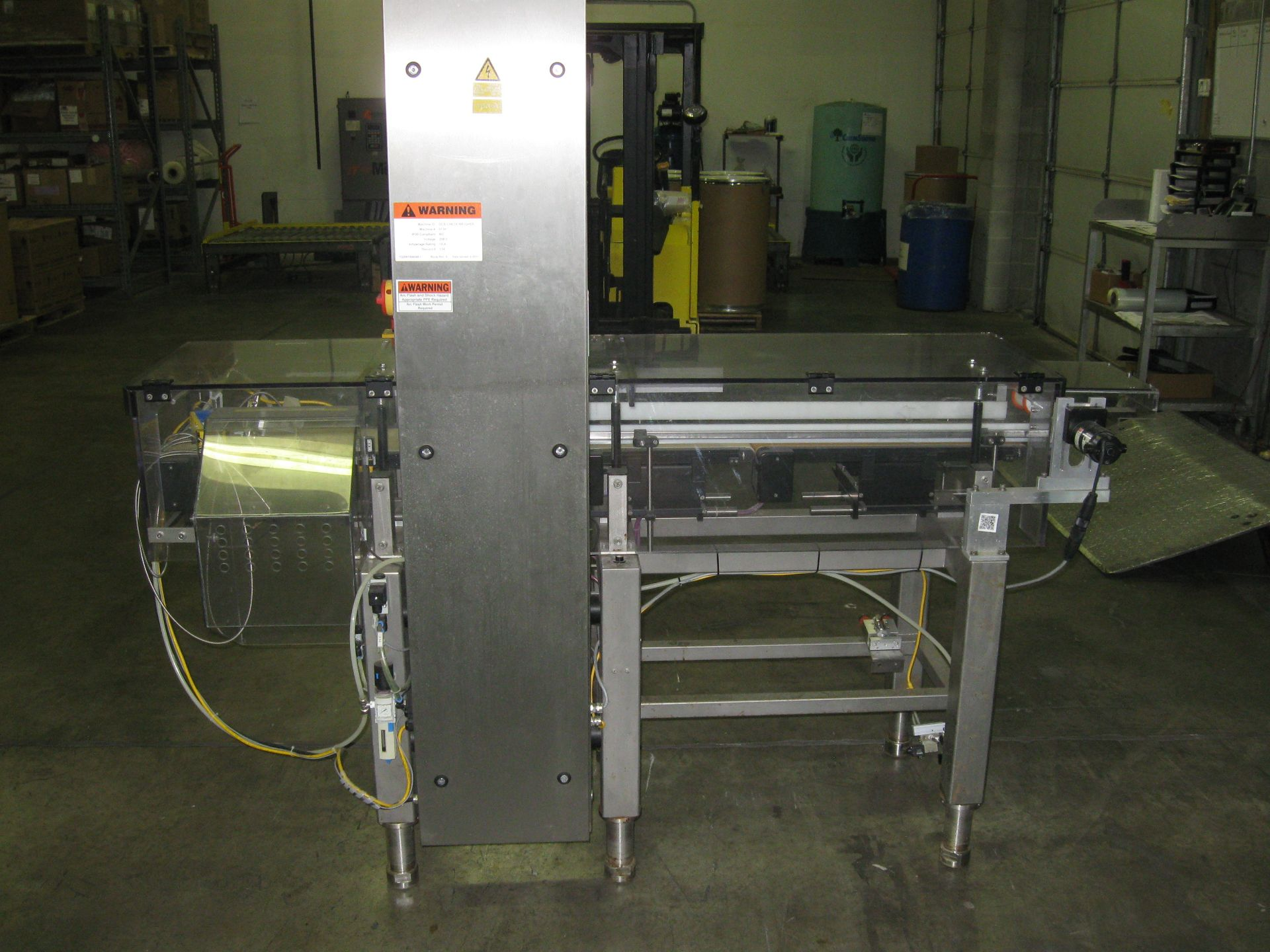 Lot 119 - Checkweigher