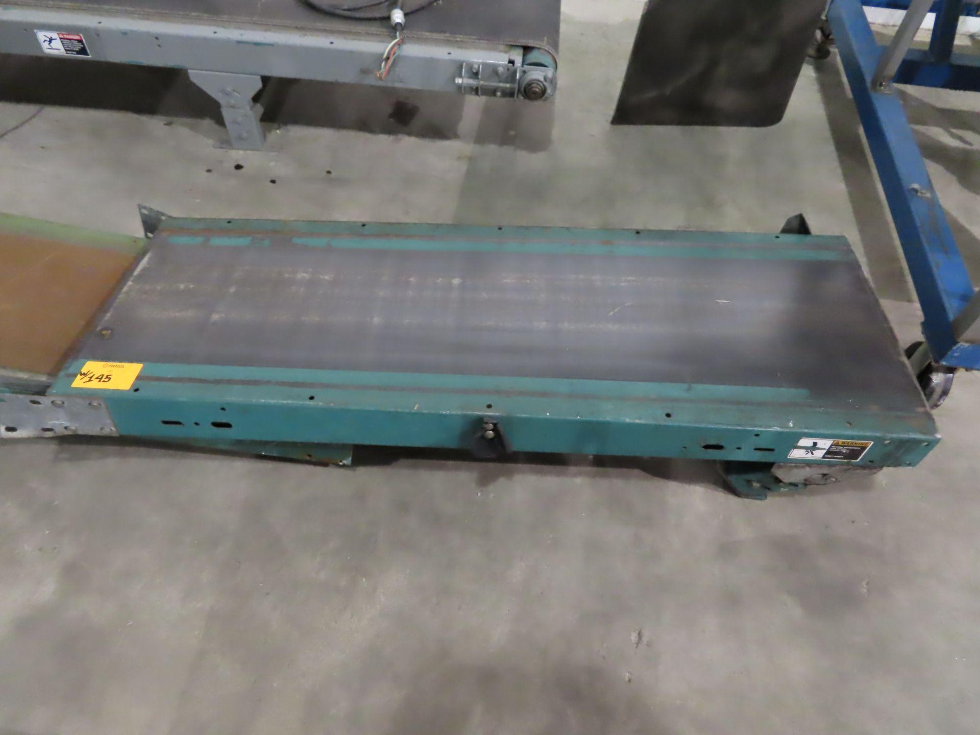 Lot 145 - Conveyor