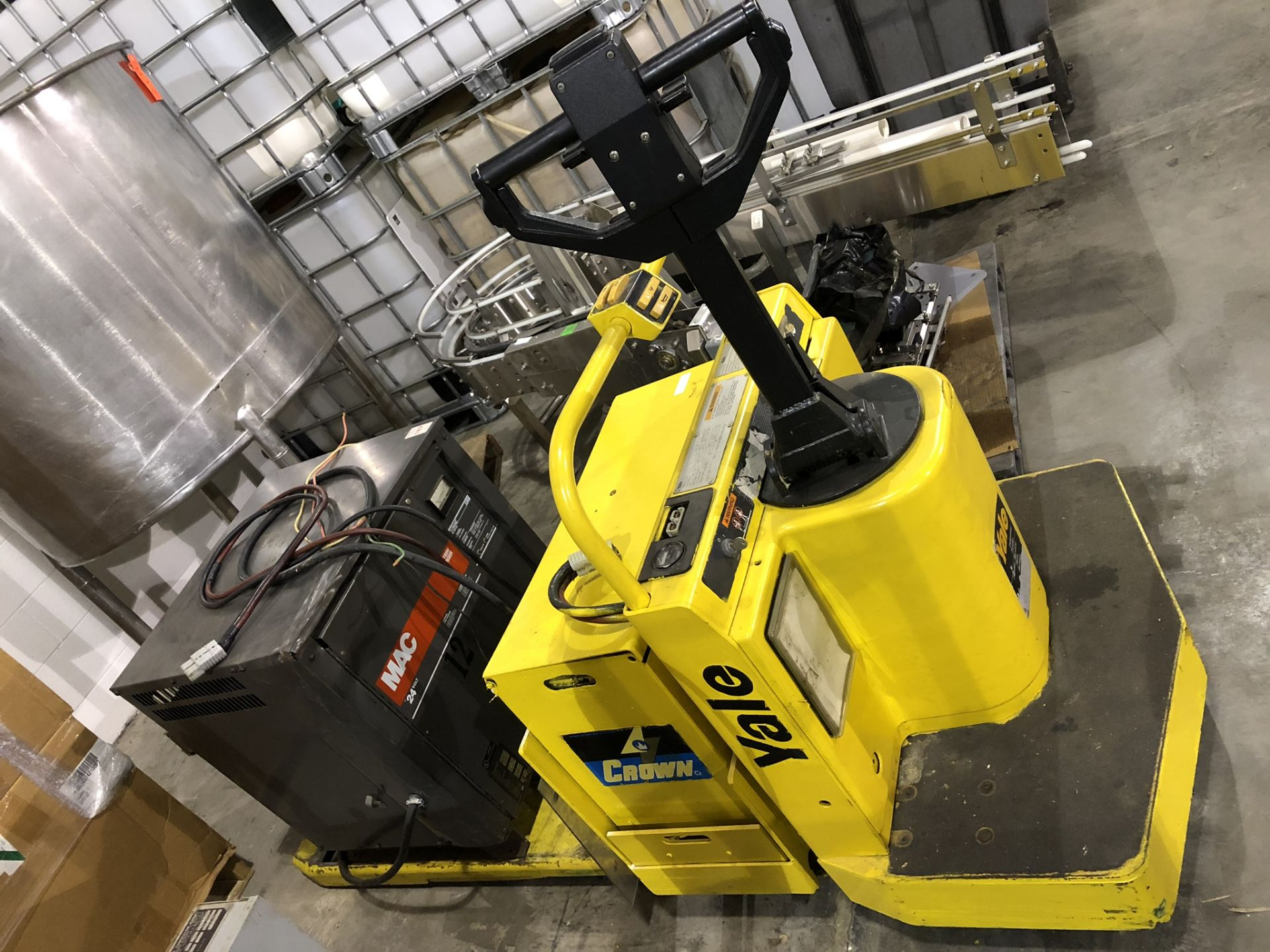 Lot 159 - Walk Behind Pallet Jack