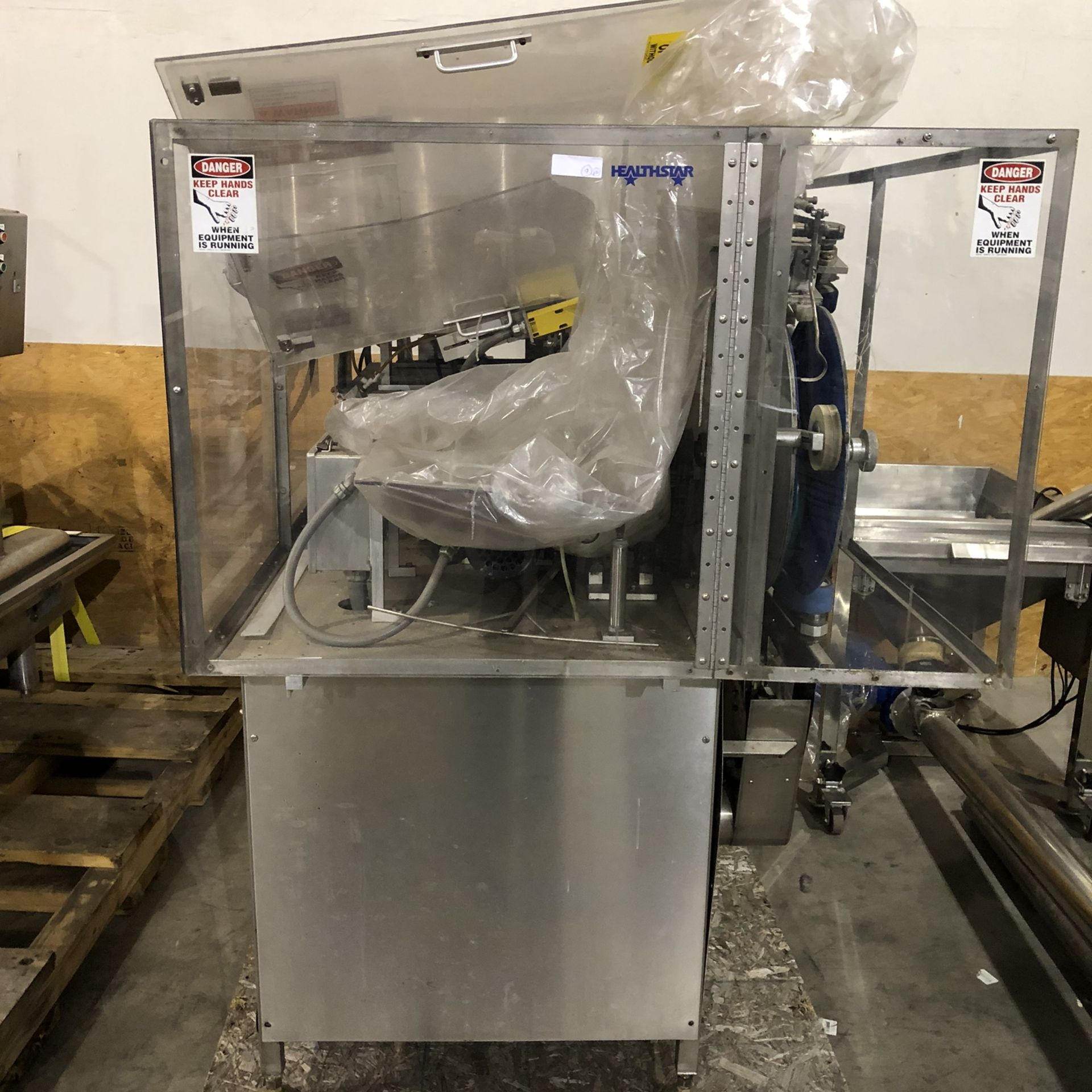 Lot 108 - Rotary Bottle Filler
