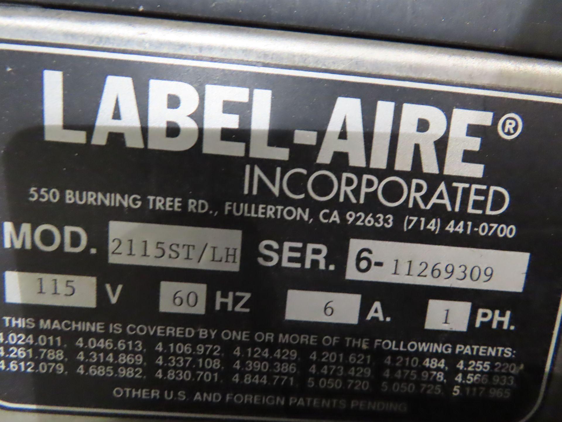 Lot 134 - Label Applicator