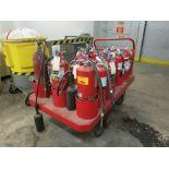 Lot 1484 - Fire Extinguishers