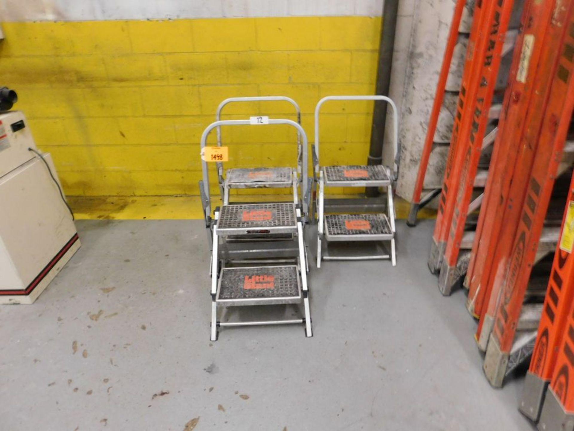 Lot 1458 - Ladders