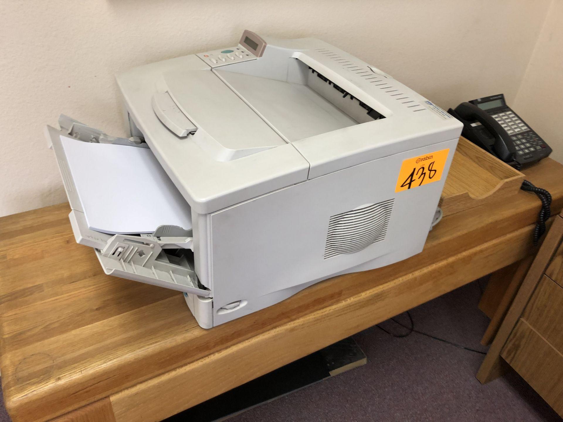 Lot 438 - Printer