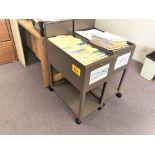 Lot 436 - File Cabinets