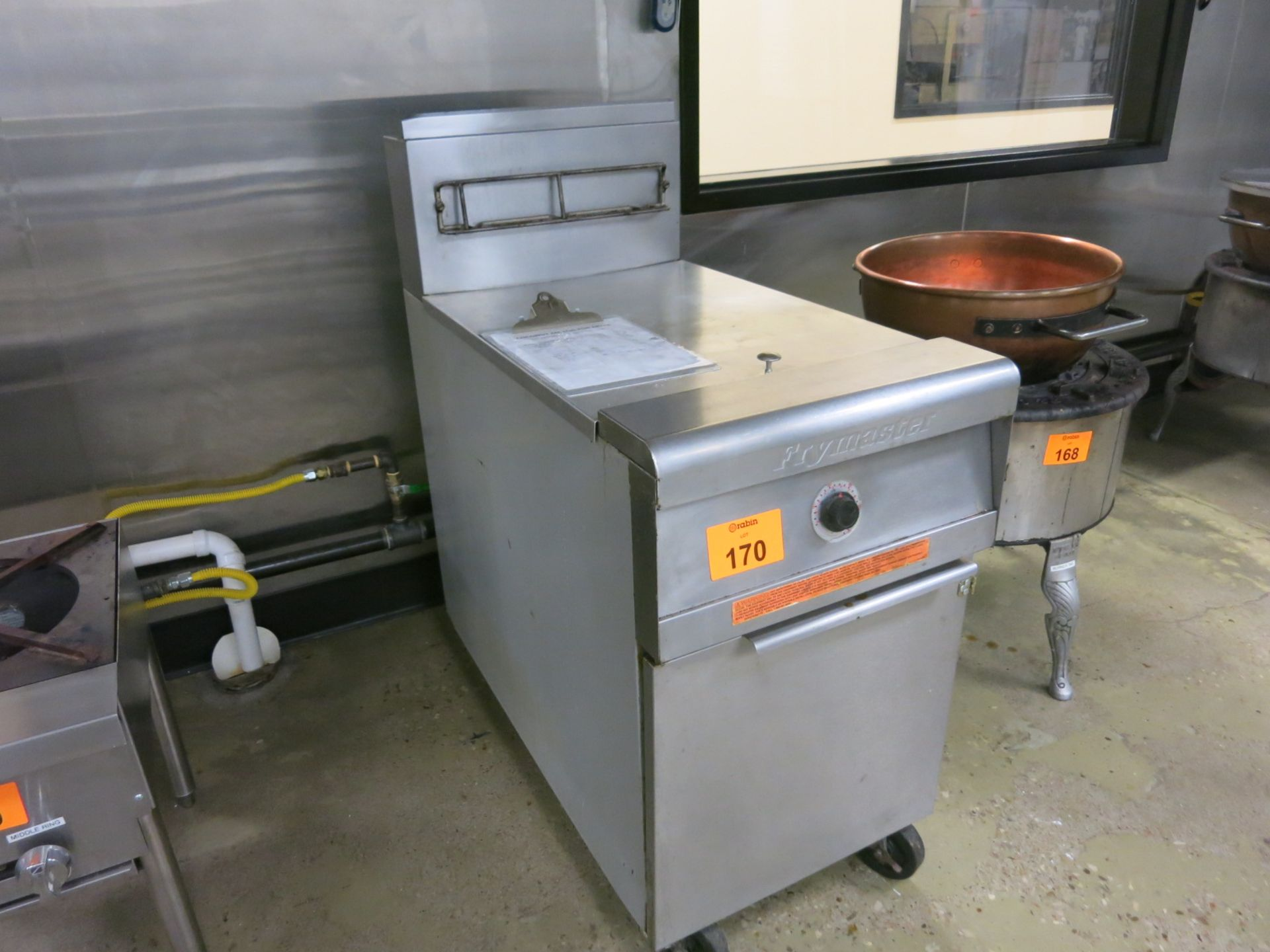 Lot 170 - Deep Fryer