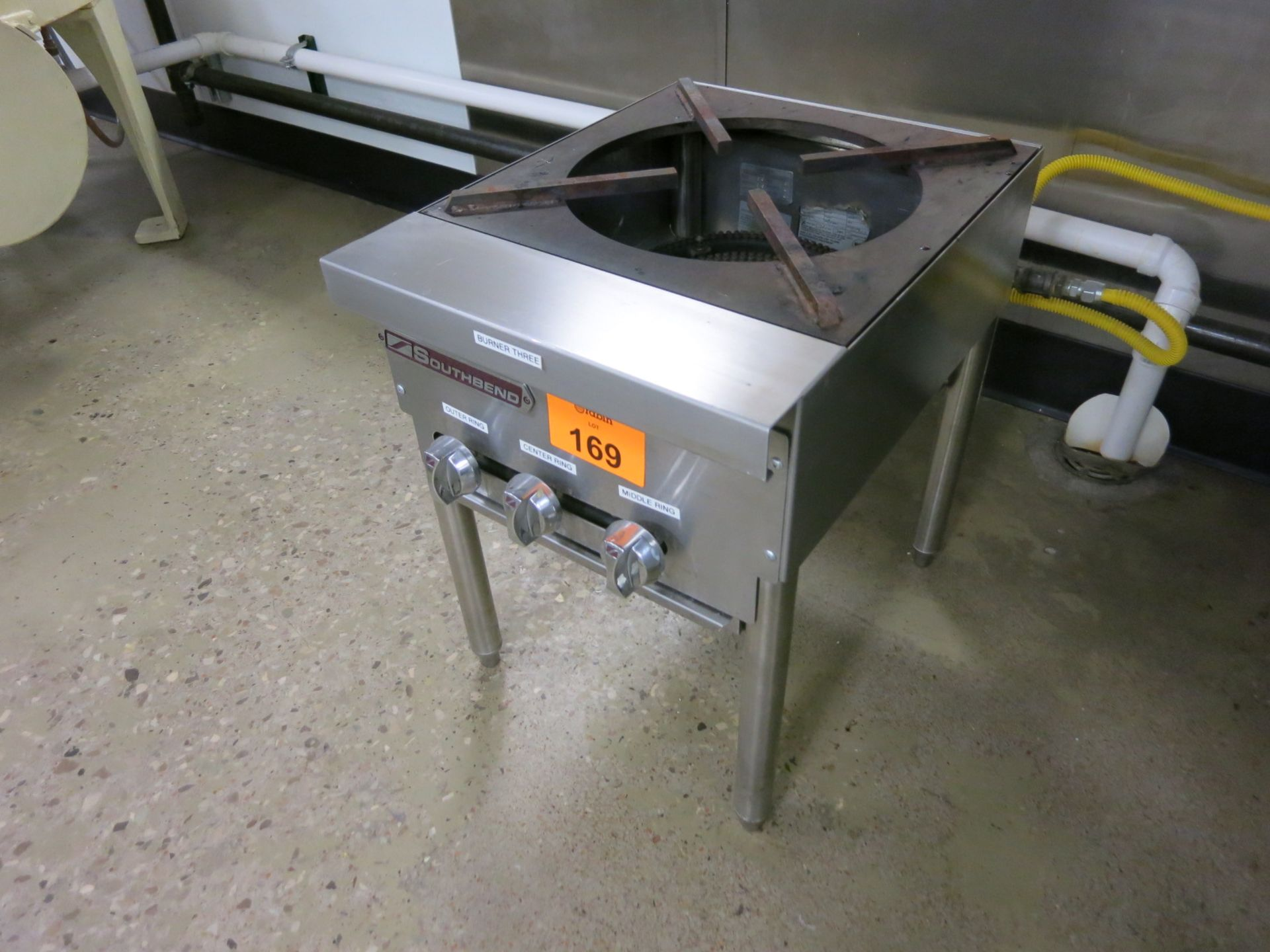 Lot 169 - Fire Mixer