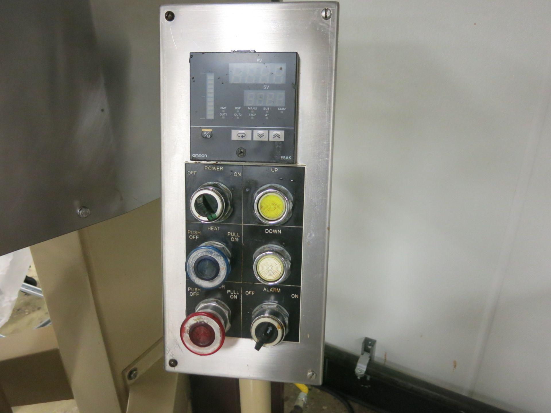 Lot 165 - Fire Mixer