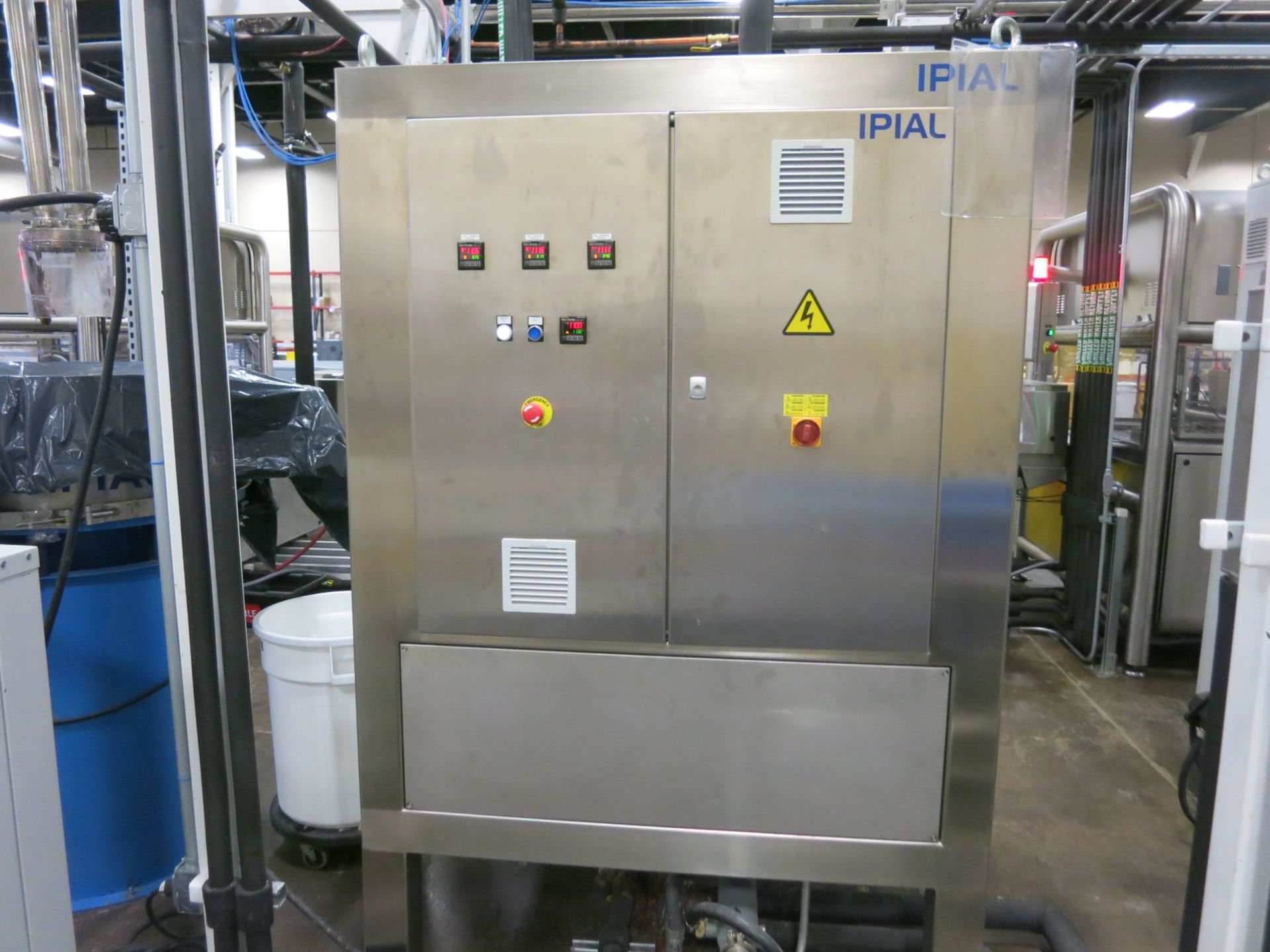 Lot 119A - Ipial Tempering Unit and Chiller - Lot 119 & 120