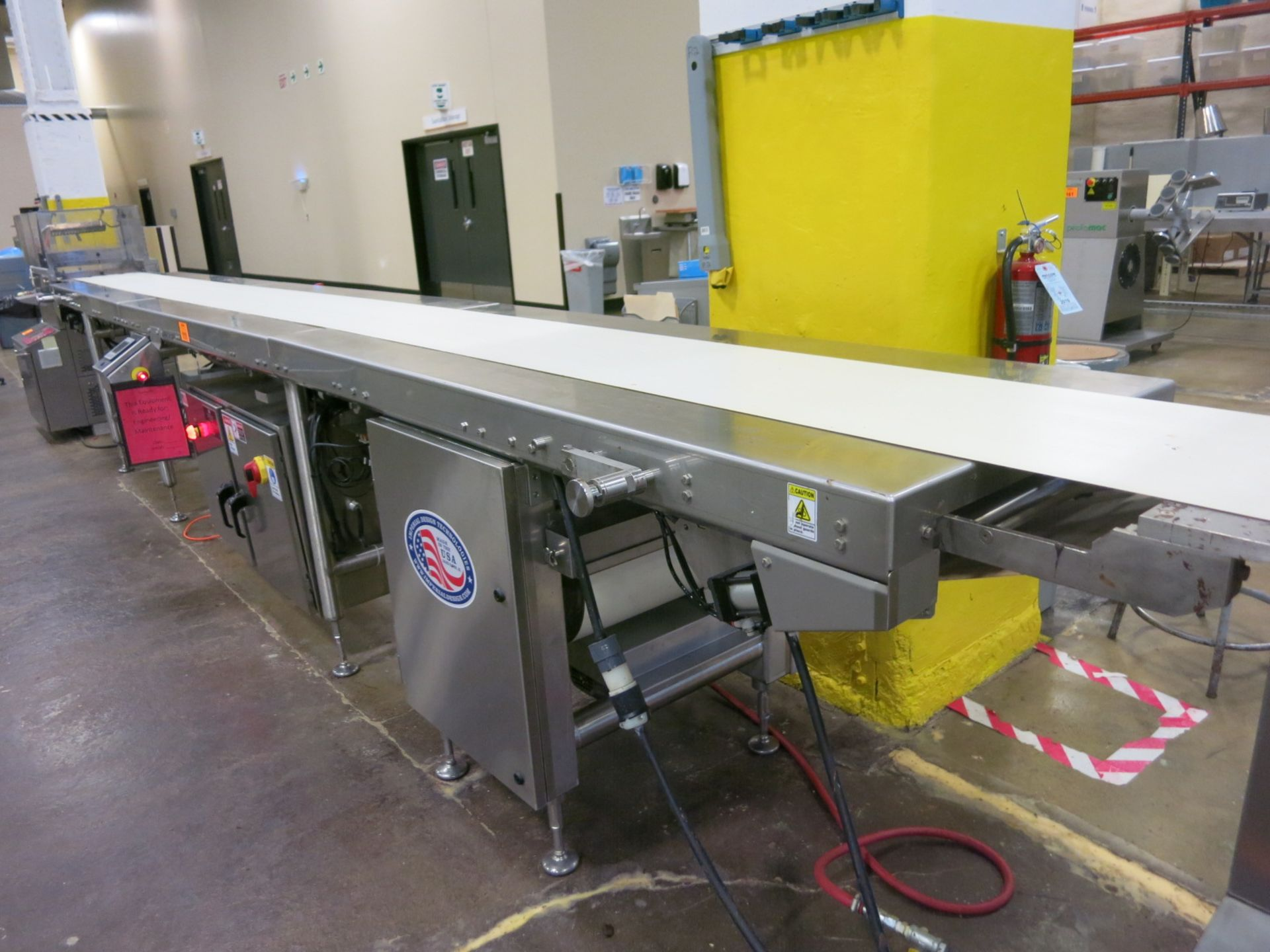 Lot 111 - Cooling Table