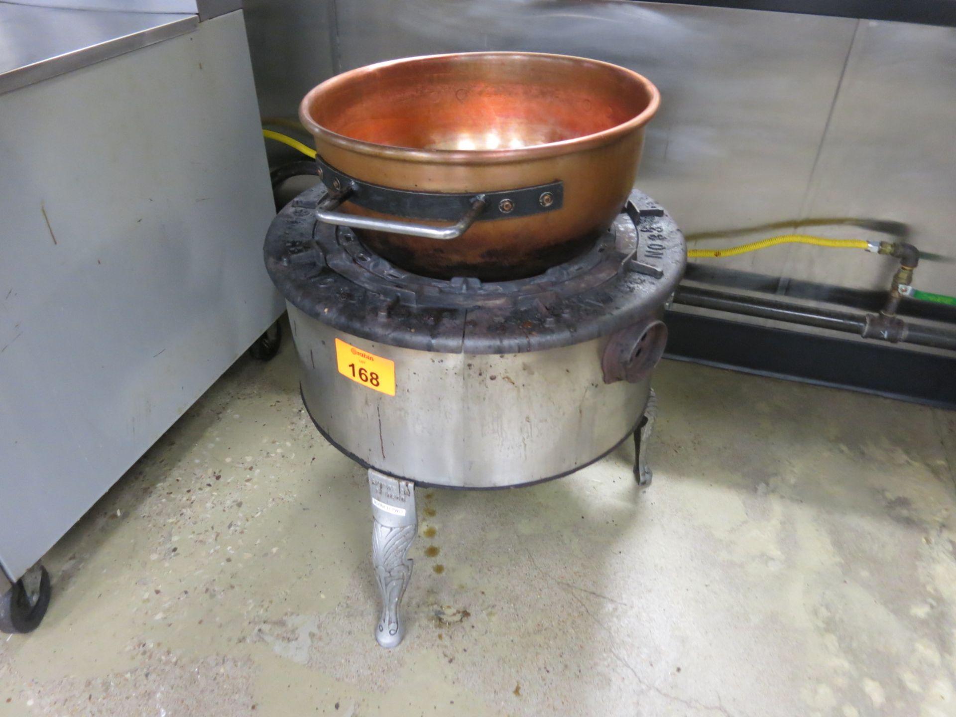 Lot 168 - Fire Mixer