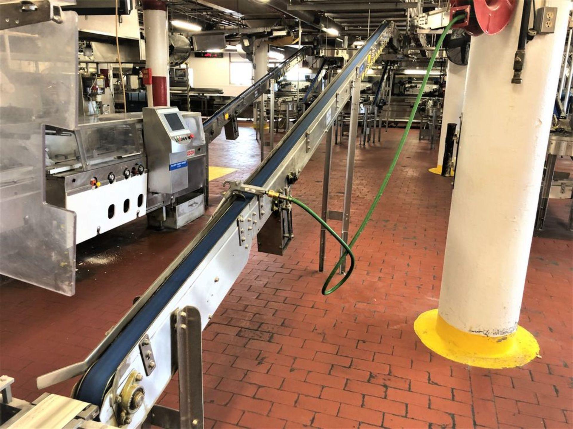 Lot 434 - Indecut Feed Conveyor