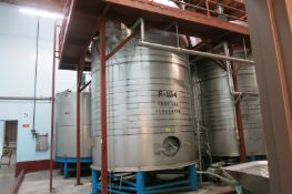 Stainless Tanks, Distilling & Bottling Equipment - No longer required by Lin Chen Inc.- Premium Chinese Cooking Rice Wine Distillery