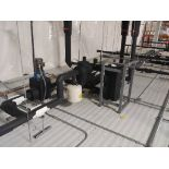 Mixer chilled water system