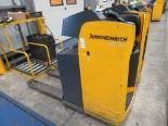Lot 32 - 2006 JUNGHEINRICH MODEL ESE 120 2000KG RIDE-ON ELECTRIC PALLET TRUCK