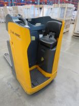 Lot 33 - 2006 JUNGHEINRICH MODEL ESE 120 2000KG RIDE-ON ELECTRIC PALLET TRUCK
