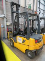 Lot 13 - 2006 JUNGHEINRICH MODEL EFG 425K 2250KG ELECTRIC CB FORKLIFT TRUCK