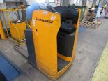 Lot 34 - 2006 JUNGHEINRICH MODEL ESE 120 2000KG RIDE-ON ELECTRIC PALLET TRUCK