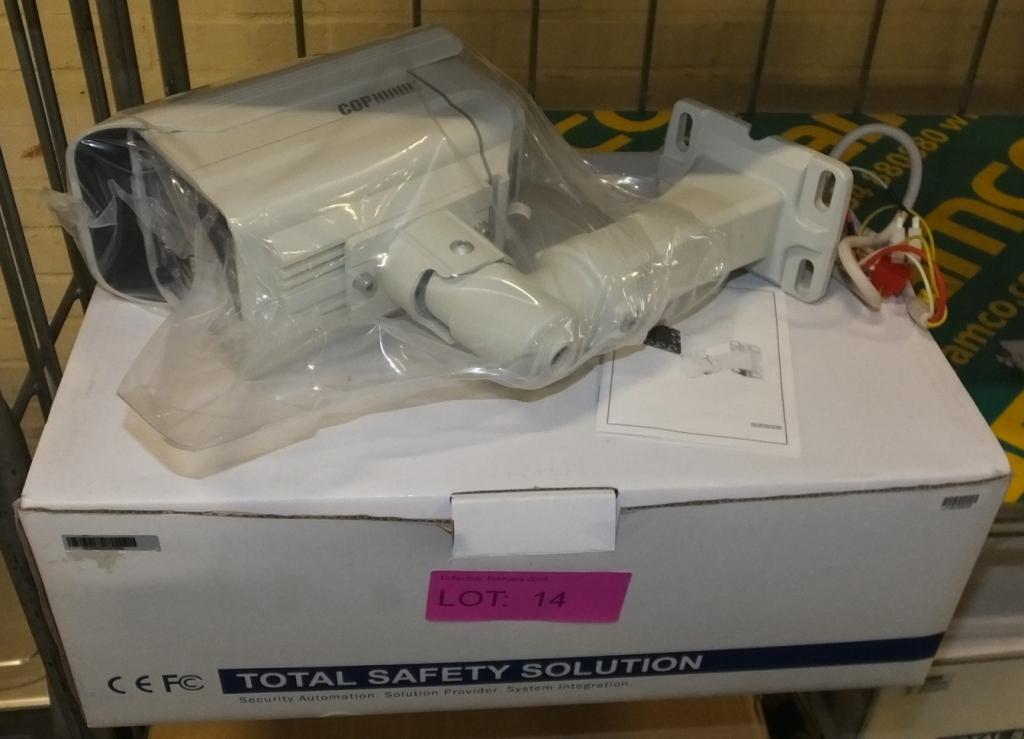 Lot 14 - COP CCD Camera - CO5021C