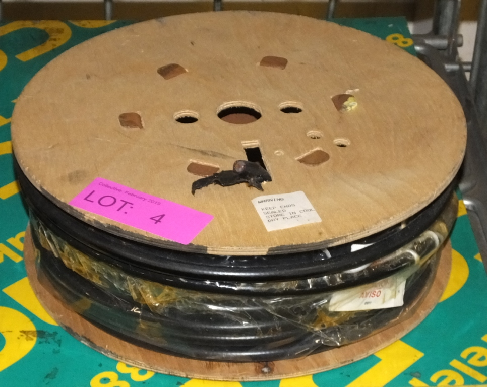 Lot 4 - Low Loss Coaxial Cable - VRM 67 - 500 ohm