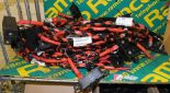 Lot 48 - 25x Jaguar / Land Rover Battery Cables - CK-52-14N144