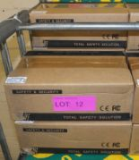 Lot 12 - 3x 230V to 24V Power Boxes - CDC 234P
