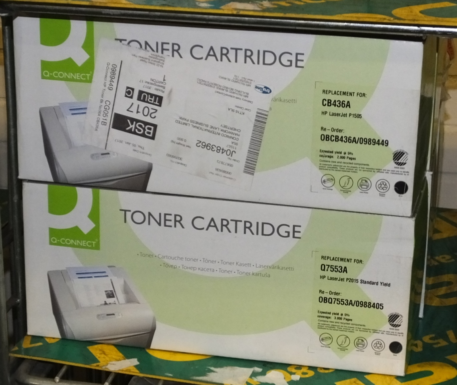 Lot 29 - Printer Cartridges - Epson, Envisage, Q-Connect