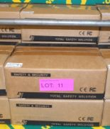 Lot 11 - 3x 230V to 24V Power Boxes - CDC 234P