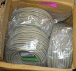 Lot 21 - 3x 50M VGA Cables - 15-VGA50M