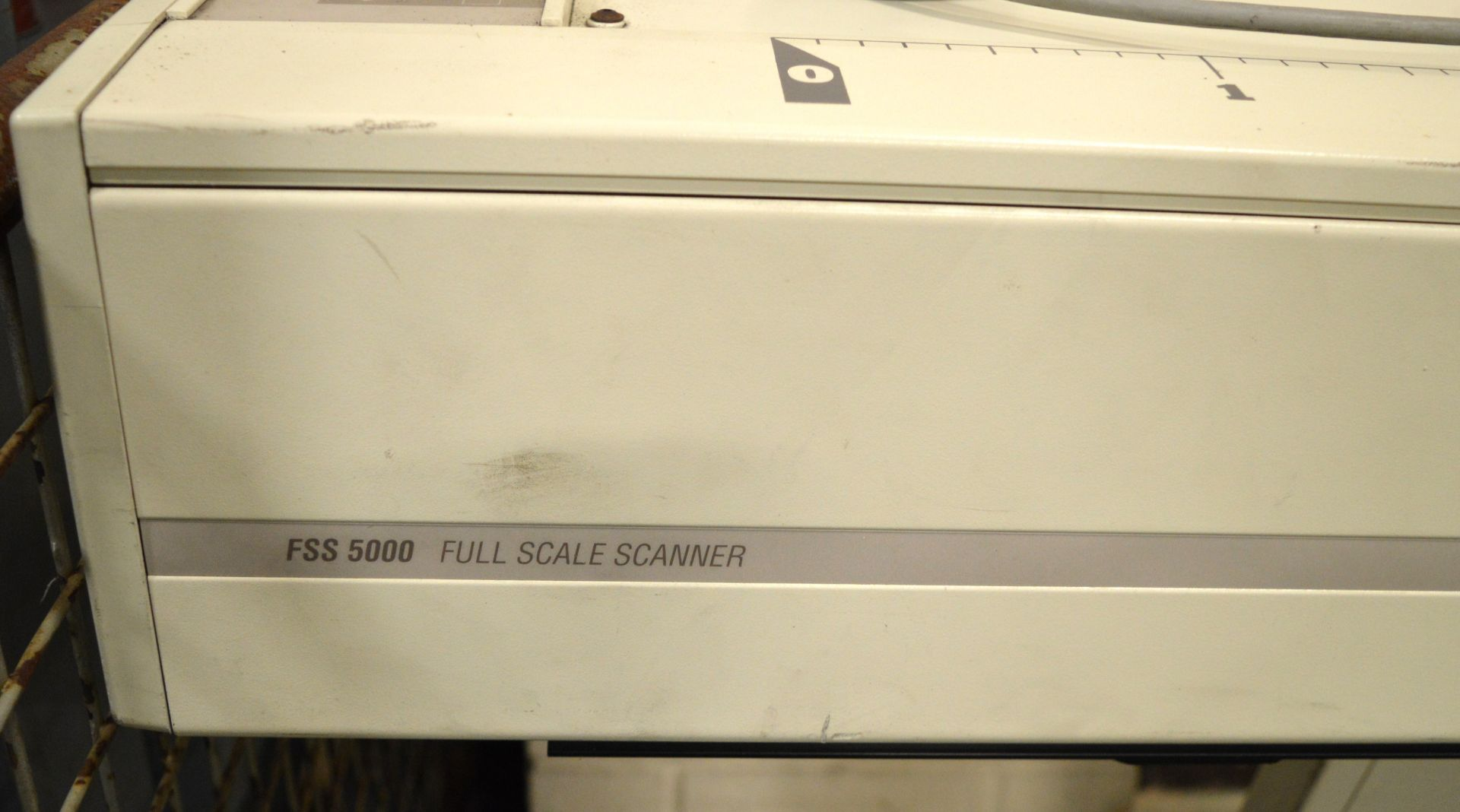 Lot 33 - Contex FSS 5000 Full Scale Scanner.