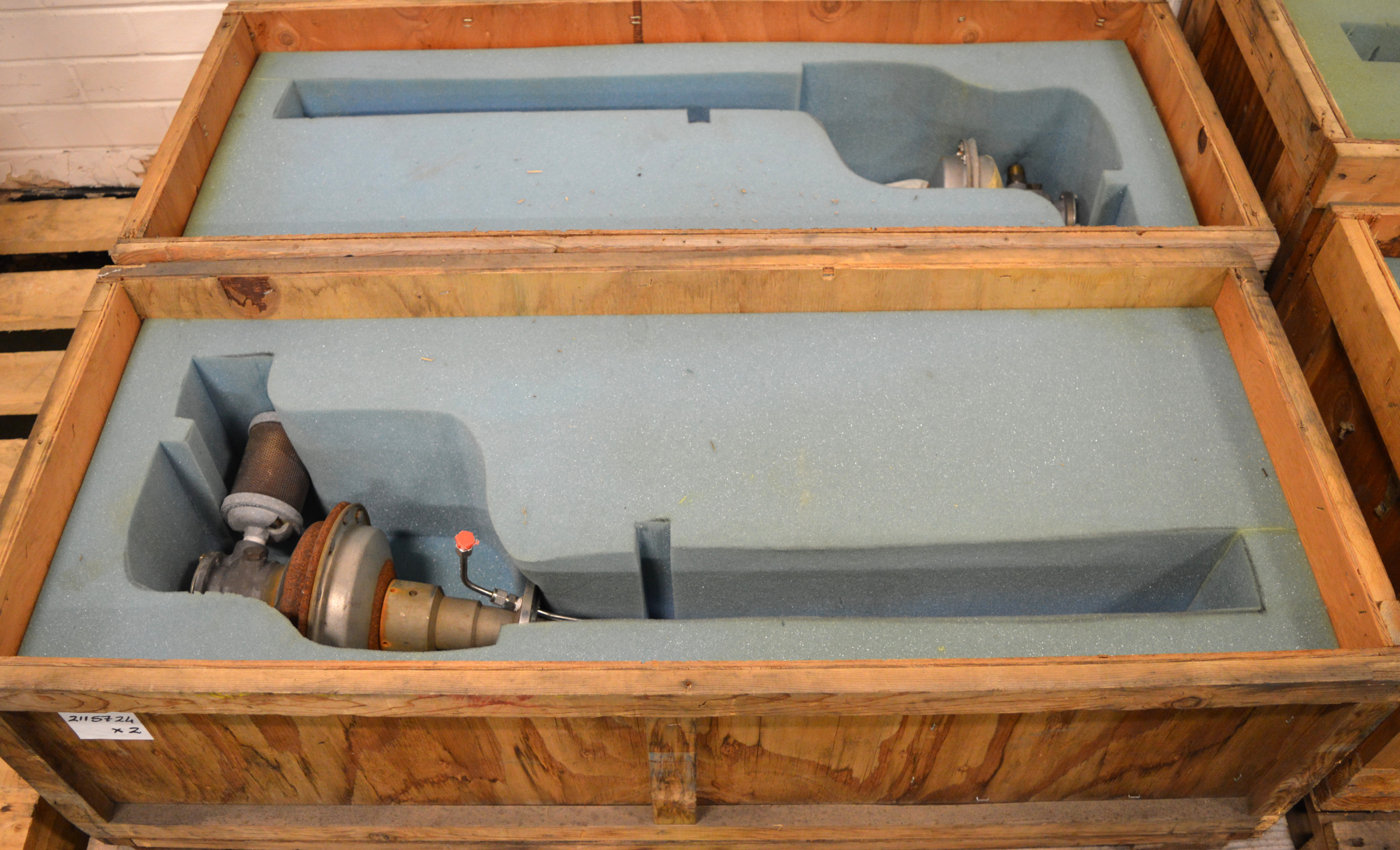 Lot 17 - 2x Oxygen Pump Assembly.