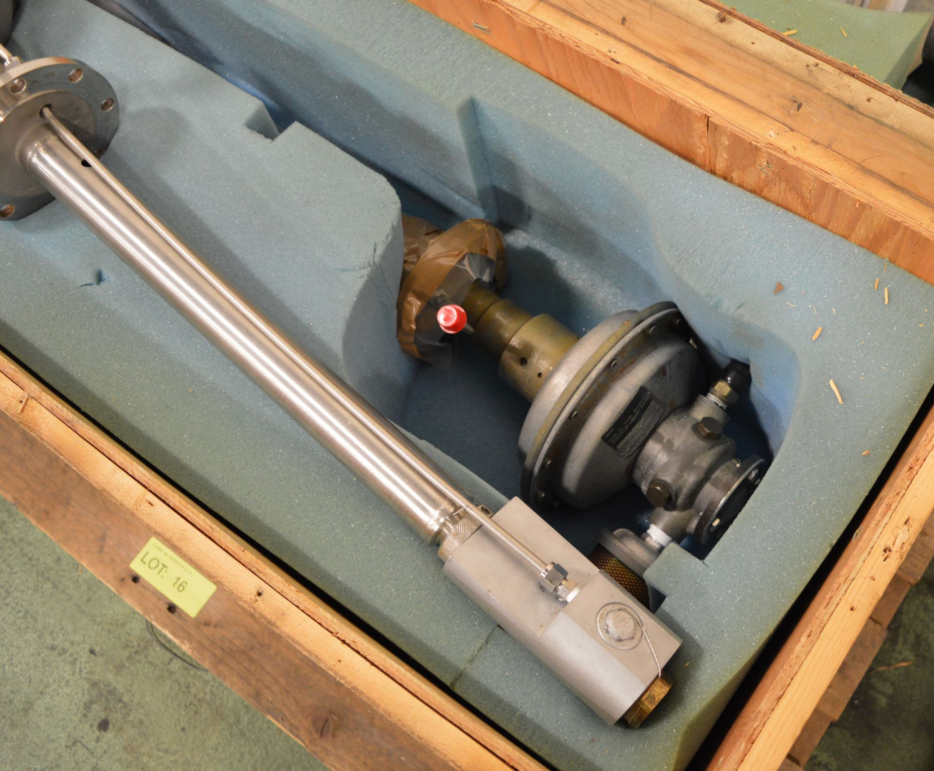 Lot 16 - 3x Oxygen Pump Assembly.