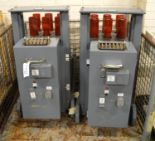 Lot 34 - 2x GEC Transformer / Circuit Breaker Unit.