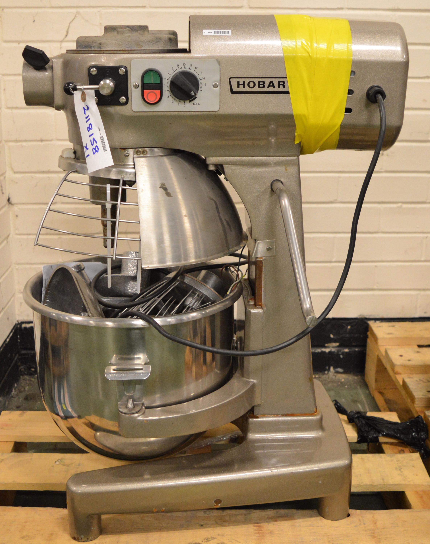 Lot 19 - Hobart A200 Food Mixer.