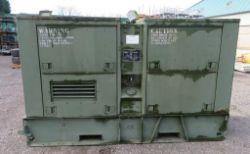 Ramco's Ex MoD Generator Auction To Include Skid Mounted 30-100Kva Gen Sets