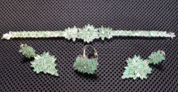 Online Auction Of Genuine Gemstones & Jewellery To Include - Bracelets, Earrings, Rings, Kyanite, Tanzanites & Peridots.