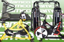 Commercial Cardio & Strength Gym Equipment Auction To Include Brands - Technogym, Life Fitness, Pulse Fitness, Concept 2 & More!