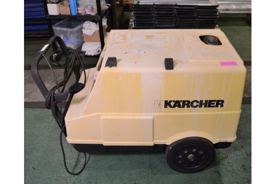 Karcher HDS 750 Pressure Washer - For Spares or repair