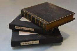 SCOTT, Walter. Marmion; A Tale of Flodden Field, Edinburgh, Ballantyne, Constable, Miller and