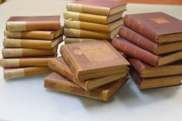 SCOTT, Sir Walter. The Poetical Works, Edinburgh, Adam and Charles Black, 1880, 8vo., 12 vols.,