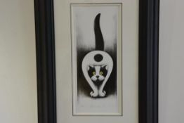 """Doug Hyde (British, b. 1972), """"Breathe In"""", a limited edition giclee print, signed and titled in"""