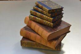 FINE BINDINGS - HARE (Augustus J.C). Cities of Northern Italy, London, George Allen, [n.d], 2 vols.,