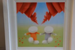 """Doug Hyde (British, b. 1972), """"Happy in Love"""", a limited edition giclee print, signed and titled"""