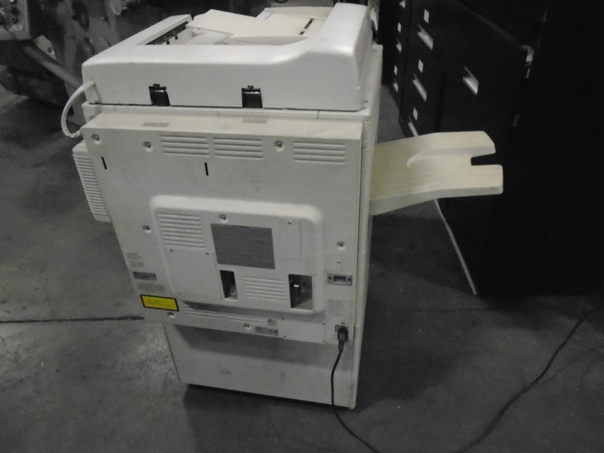 Lot 120A - Toshiba DP3580 4 Cassettes Copy Machine