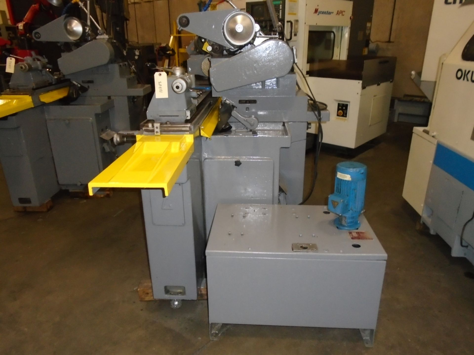 "Lot 97A - Grisseti RTA-1000 OD/ID Universal Cylindrical Grinder SN:458 Model: RTA-1000 SN: 458 Capacity: 12"" x"