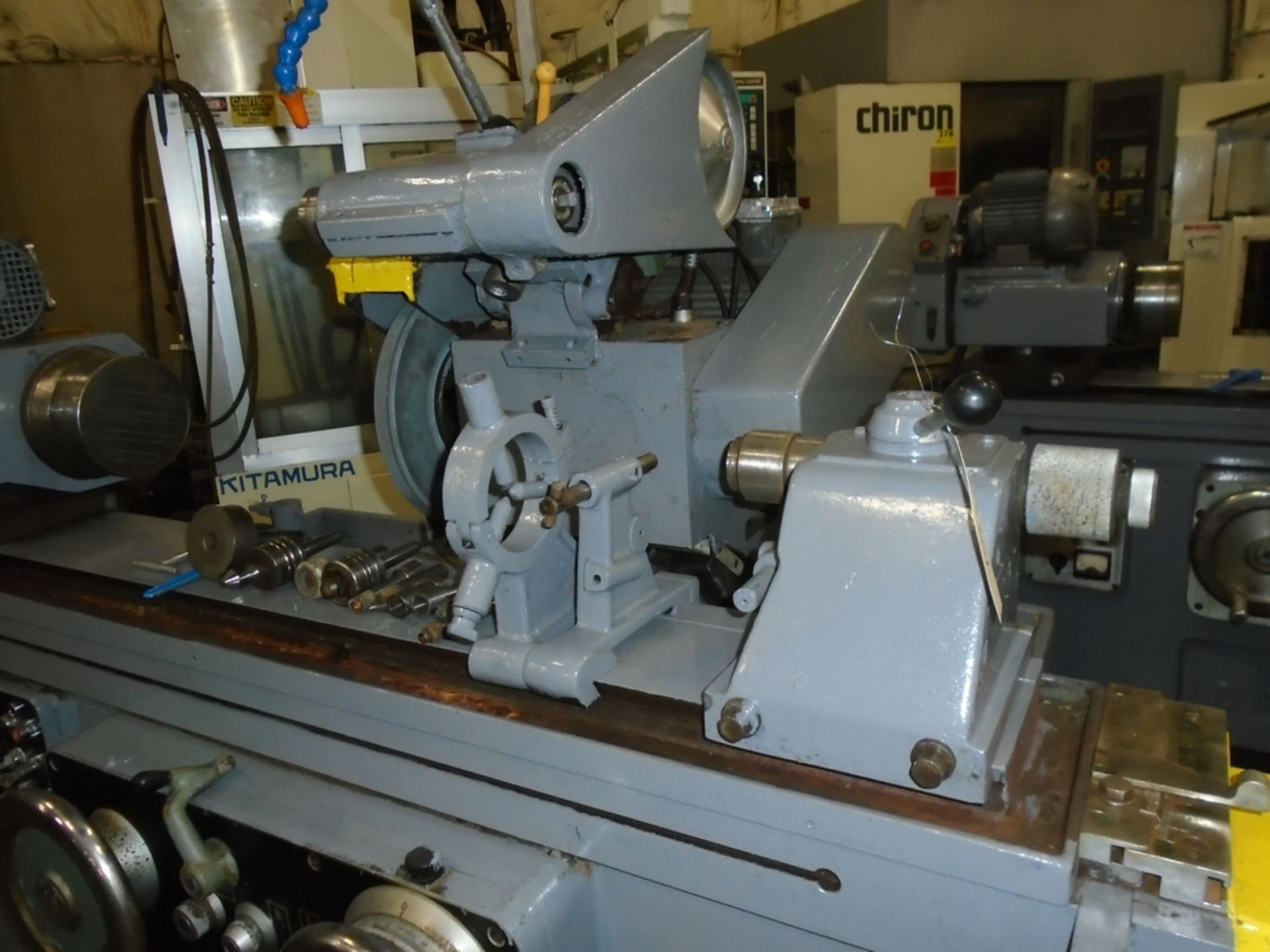Lot 96A - Grisseti RTA-1000 OD/ID Universal Cylindrical Grinder SN:1215 Model: RTA-1000 SN:1215 Capacity: