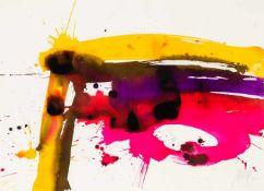 Markus PrachenskyInnsbruck 1932 - 2011 WienPuglia Marina MurgeTusche auf Bütten / india ink on